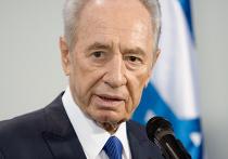 Пресс-конференция президента Израиля Шимона Переса в Сочи