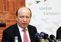 Премьер-министр Литвы Андрюс Кубилюс