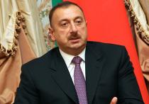 Премьер-министр РФ В.Путин и президент Азербайджана Ильхам Алиев