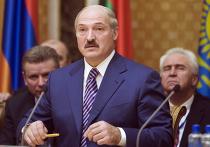 А. Лукашенко выступил в Минске