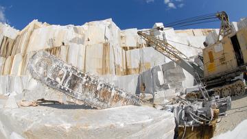 Коелгинское месторождение мрамора