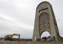 В Кутаиси взорван Мемориал воинской славы