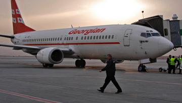 Возобновление авиасообщения с Грузией