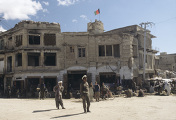 Кандагар после обстрела
