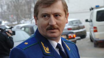 Начальник следственного управления Следственного комитета при прокуратуре РФ по Москве Анатолий Багмет