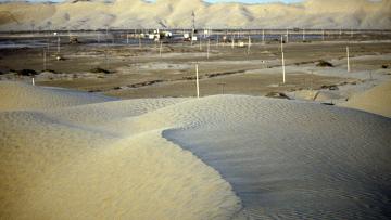 Район добычи газа
