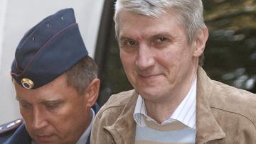 Платона Лебедева доставили в суд