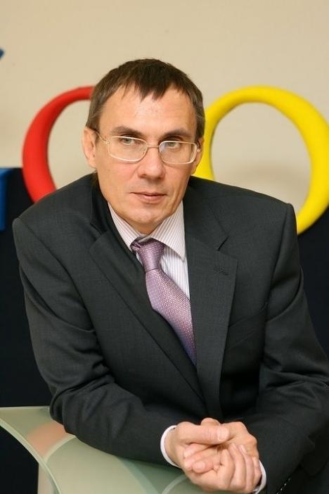 Генеральный директор Google в России Владимир Долгов