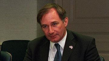 Бывший министр обороны Великобритании Джеффри Хун (Geoff Hoon)