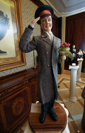 """Благотворительный аукцион """"Парад кукол-2009. Политики"""" в Киеве"""