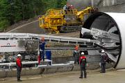Началось строительство комплекса горных тоннелей в Сочи