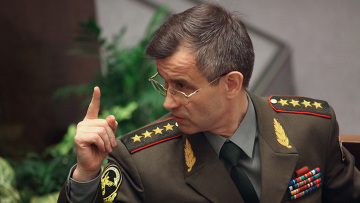 Министр внутренних дел РФ Рашид Нургалиев