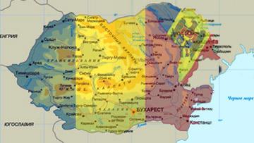 Объединение Румынии и Молдавии