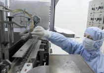 """Производство вакцин на предприятии """"Микроген"""""""