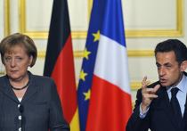 Саркози Меркель франция германия