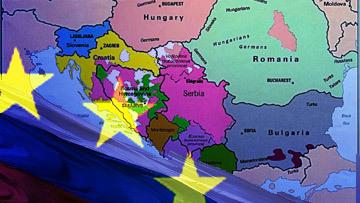 Балканы — линия фронта между Россией и Западом
