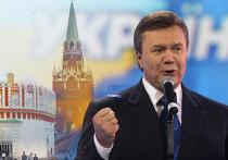 янукович кремль россия украина