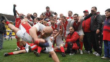 Сборная Грузии по регби