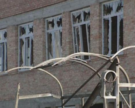 Смертник подорвал себя у здания ГОВД в Ингушетии