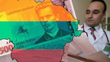 Обязательный налог на здравоохранение (ОНЗ) в Литве