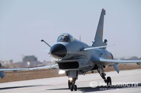 Многоцелевой одноместный истребитель поколения «3+» Цзянь-10 (J-10)