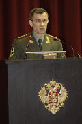 Рашид Нургалиев на заседании коллегии МВД РФ