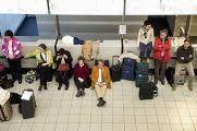 Ситуация с движением самолетов в Европе после извержения вулкана
