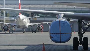 Система авиаперевозок Европы развеяна в пыль