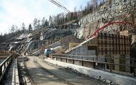 Ремонтно-восстановительные работы на Саяно-Шушенской ГЭС