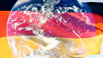 Германия - глобальный раздражитель