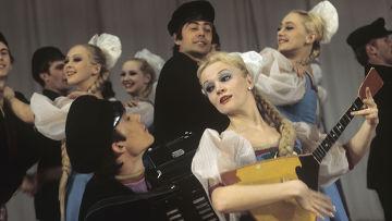 Красноярский ансамбль танца Сибири