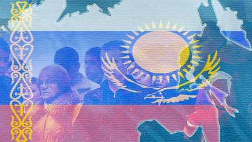 Миграция: из РК и РФ и обратно