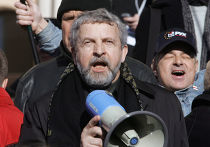 Акция белорусской оппозиции «Европейский марш»