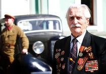 Ветеран ВОВ Владимир Кунгулия