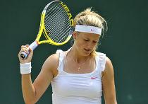 20-летняя теннисистка из Белоруссии Виктория Азаренка