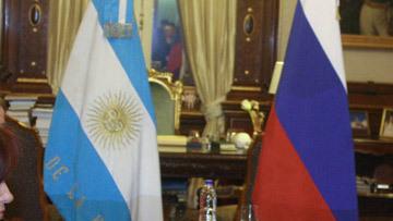 аргентина россия