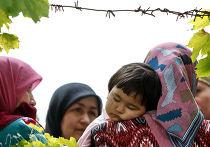 Узбекские жители