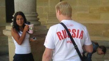 Туристы в Карловых Варах