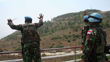 Столкновение на ливано-израильской границе 3 августа 2010 г.