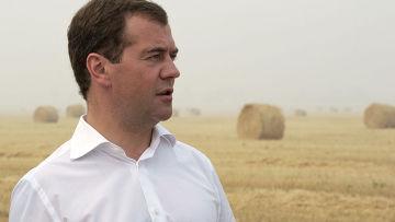 Рабочая поездка Д.Медведева по Республике Марий Эл