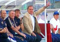 Первый матч сборной России под руководством Адвоката стал победным