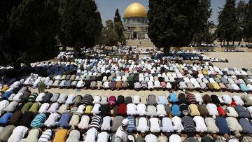 Рамадан молитва Израиль