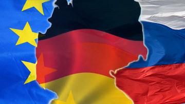Отношения между Германией, Европейским Союзом и Россией