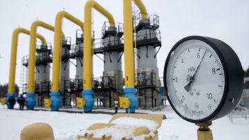 Газокомпрессорная станция «Несвижская» в Белоруссии
