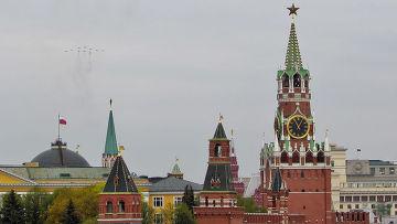 Левый поворот Кремля