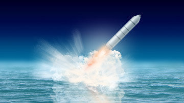 запуск ракеты «Булава» признан успешным