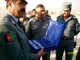 Поставки российского оружия в Афганистан