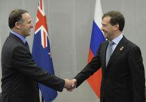 Д.Медведев прибыл на саммит АТЭС в Японию