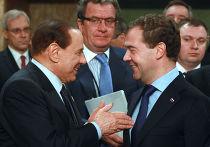 Д.Медведев участвует в Совете Россия–НАТО в Лиссабоне