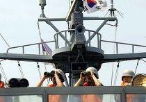 Южная Корея открыла ответный огонь после того, как южнокорейский остров Ёнпхендо был подвергнут артиллерийскому обстрелу со стороны КНДР